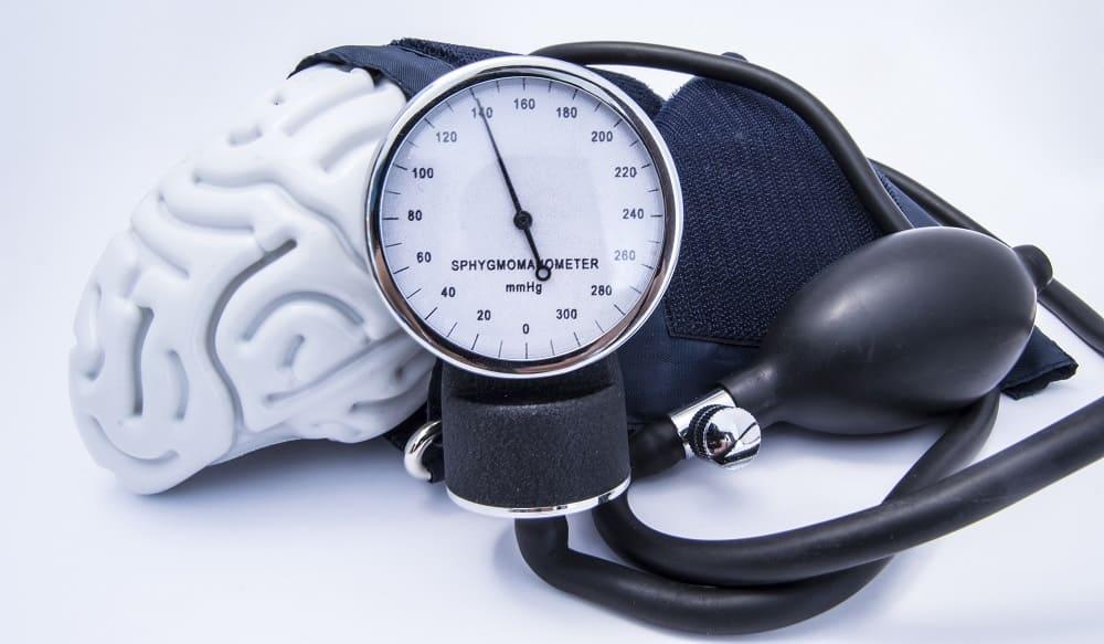 Гипертония плохо для мозга