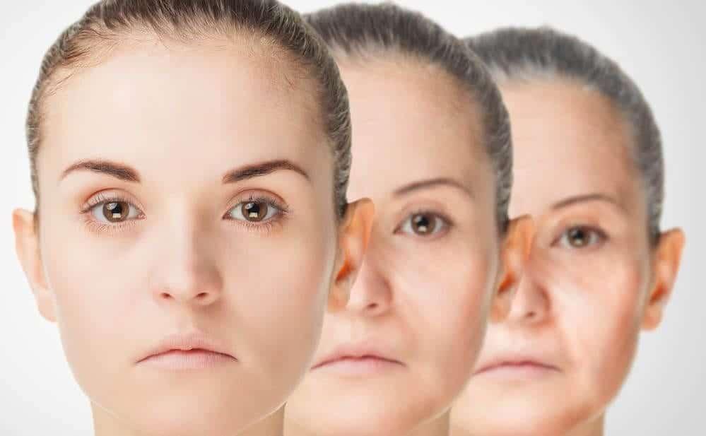 Молодость лица и старение