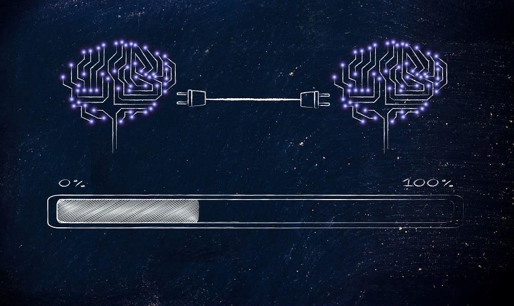 Обучение – загрузка информации в мозг