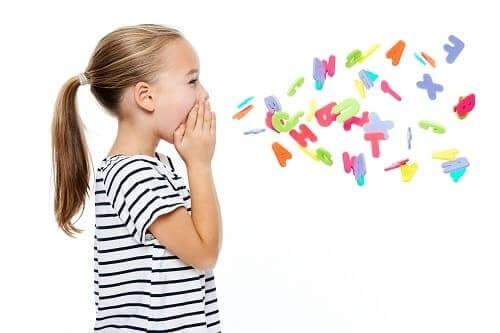 У девочки с ММД дисфункция речи