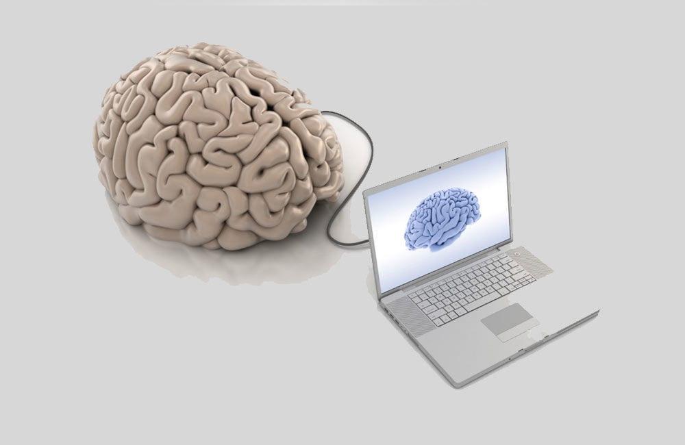 Мозг подключен к компьютеру