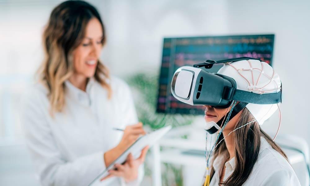 Неврология и виртуальная реальность