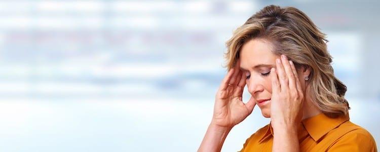 мигрень, витамины, головная боль
