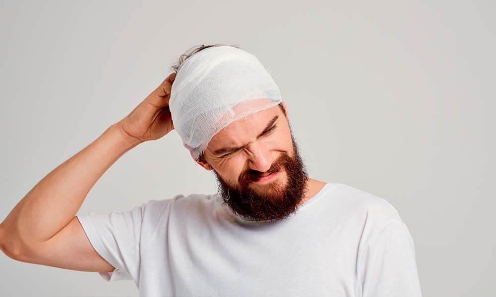 Сотрясение мозга, причины, симптомы и лечение | Травмы и ...