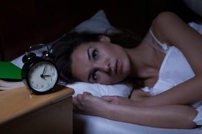 бессоница, нарушение сна, плохой сон,