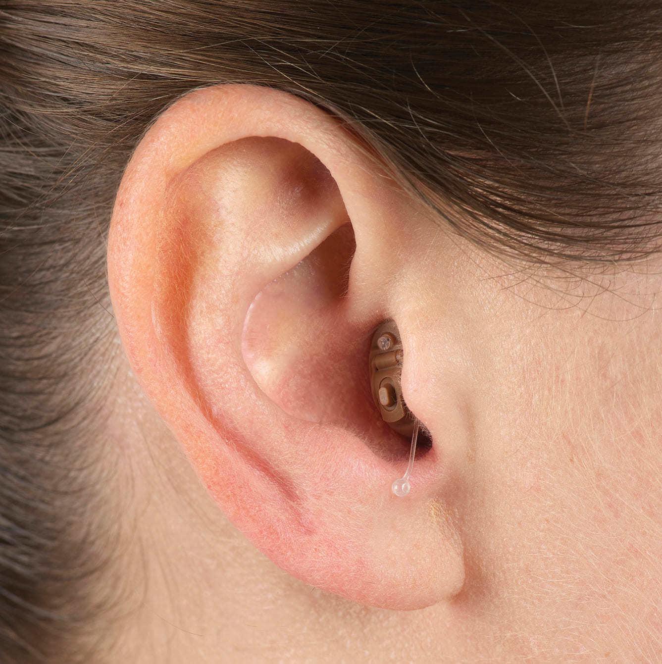 Слуховой аппарат внутриканальный