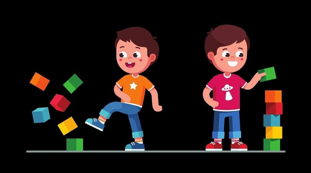 СДВГ симптомы у детей 2 лет – признаки дефицита внимания, заметные в 2 года.