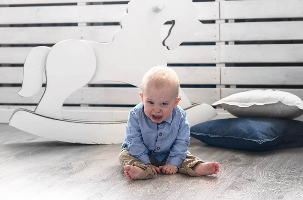 Плач без причины признак гиперактивности ребенка