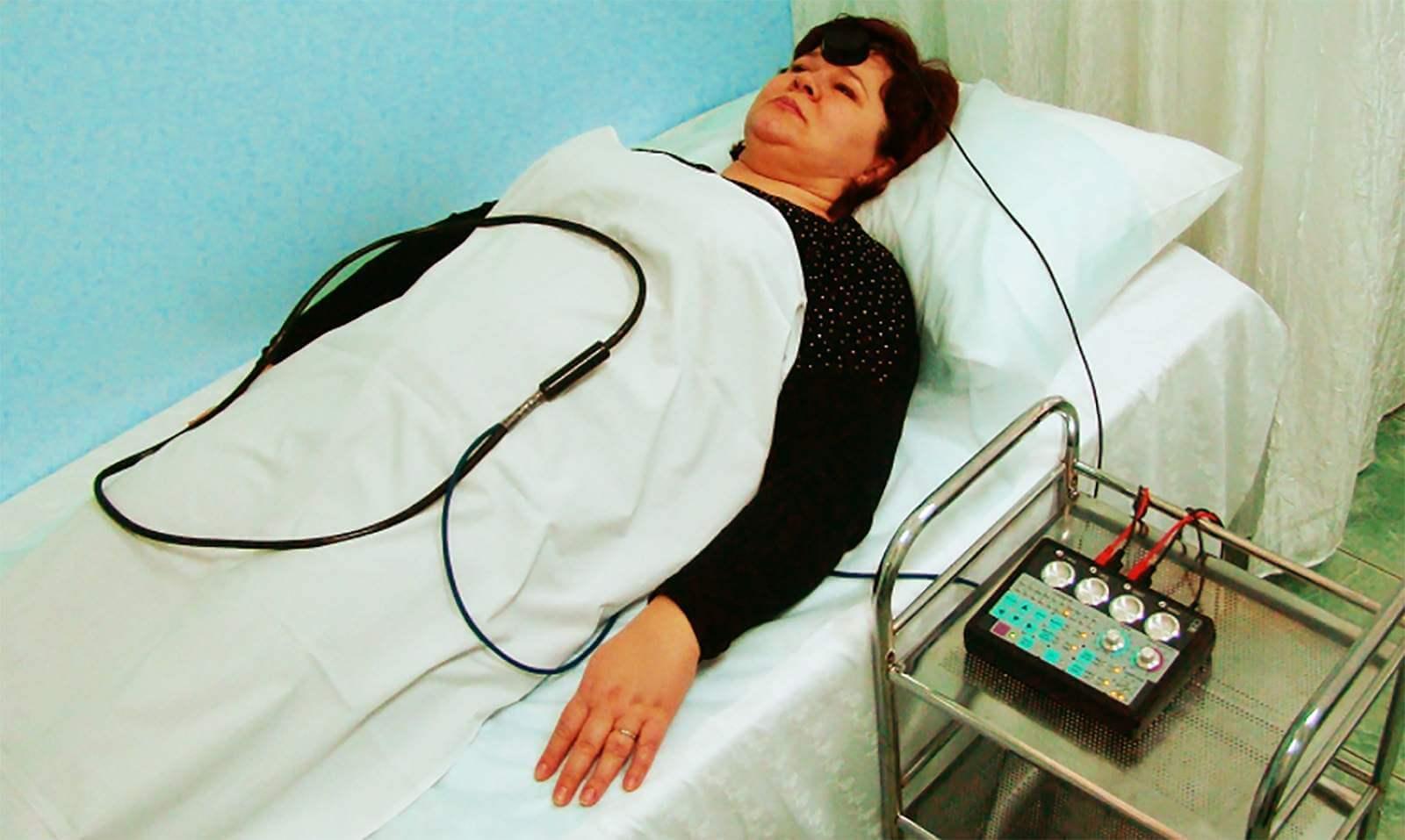 Процедура биорезонансной терапии