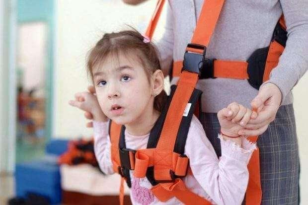 Реабилитация для ребенка с ДЦП