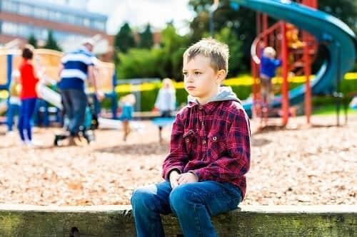 Одиночество аутистичного ребенка
