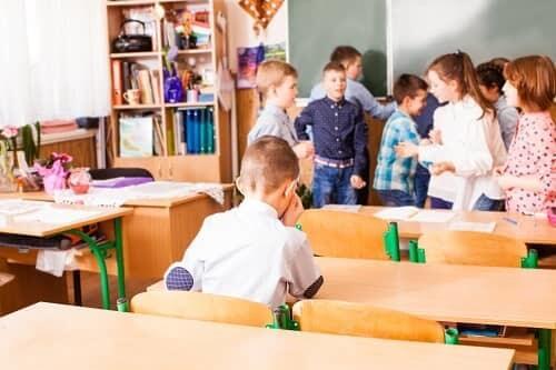 Ребенок с ЗПР чувствует себя изгоем в детском коллективе