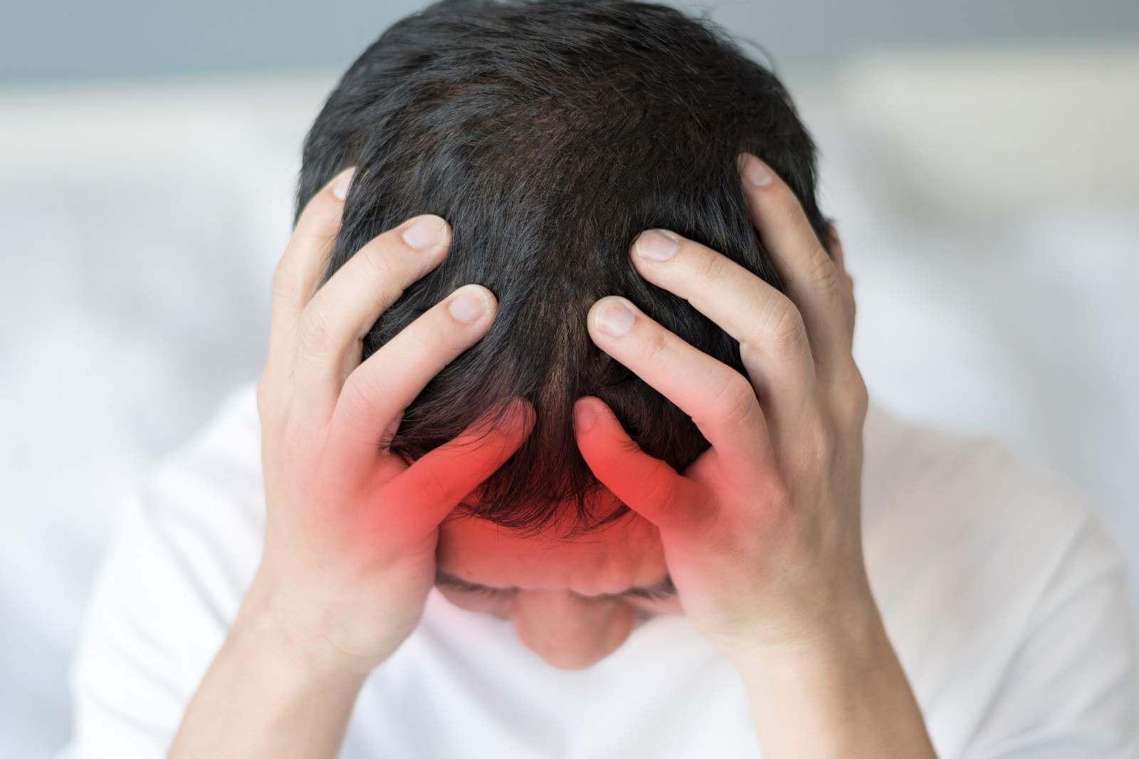 тревожные симптомы сексуальной головной боли