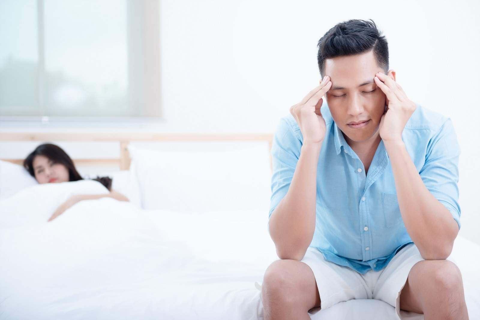 коитальная головная боль