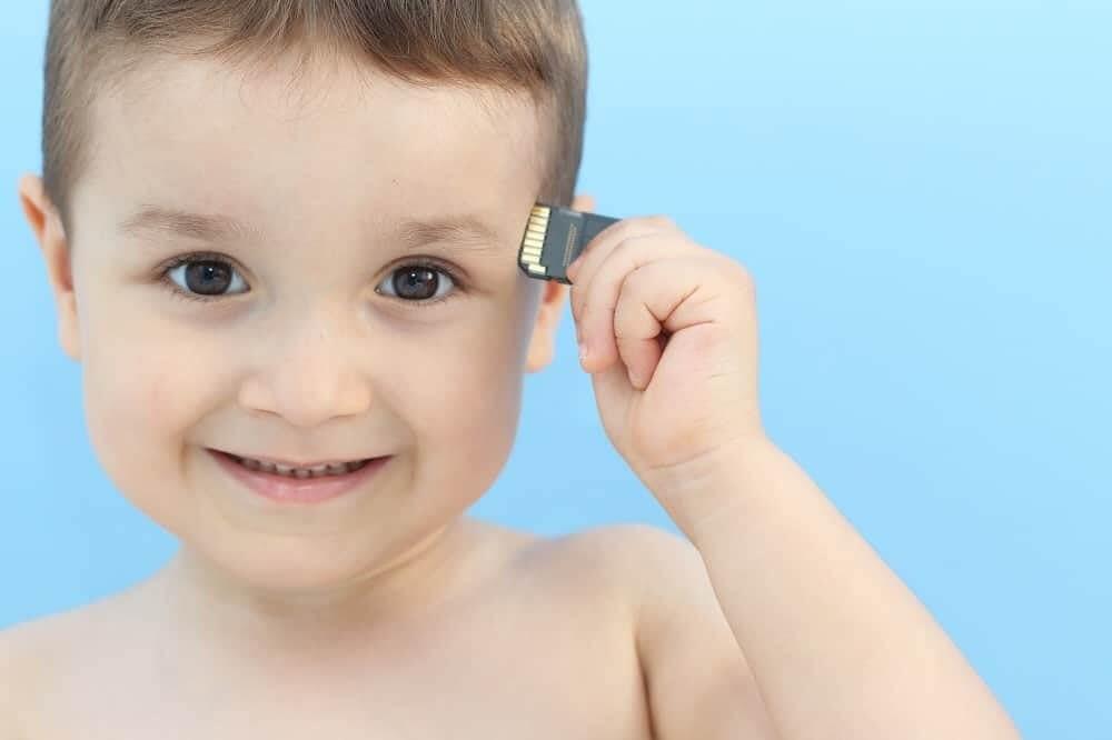Улучшить память детям с ЗПР