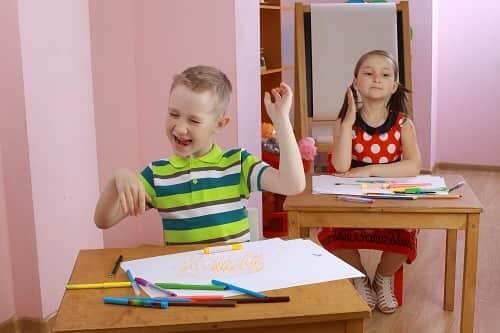 Интеллект на фоне СДВГ и аутизма не страдает
