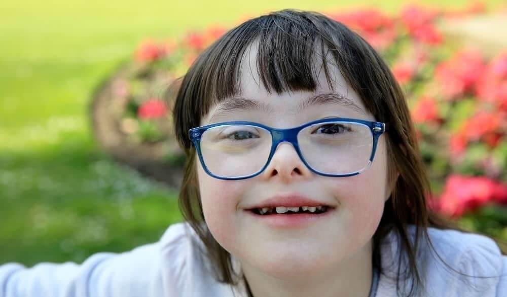 Девочка с задержкой психомоторного развития