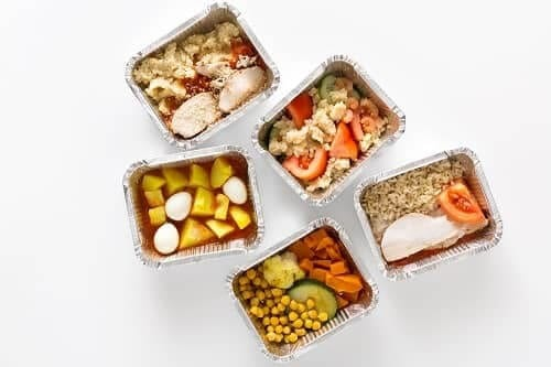 Разнообразная пища для больного Паркинсоном