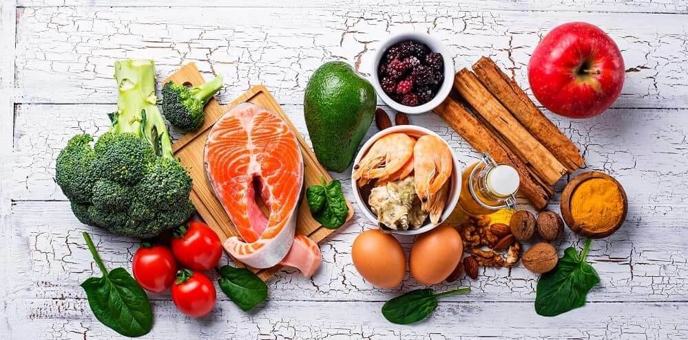 Разнообразие пищи при болезни Паркинсона