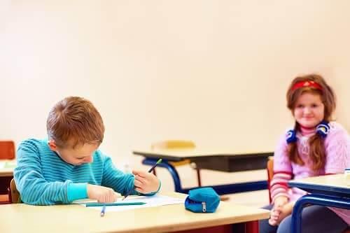 Занятия с детьми с ЗПР