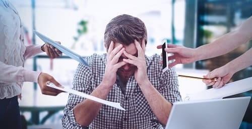 Психоэмоциональная перегрузка на работе