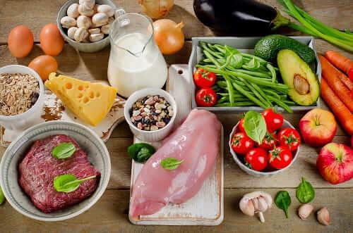 Свежие мясо, овощи и фрукты безвредны при мигрени