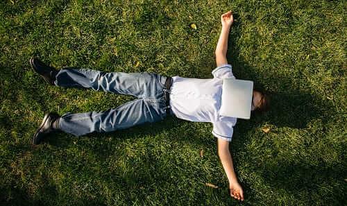 Мальчик упал от головокружения при ВСД