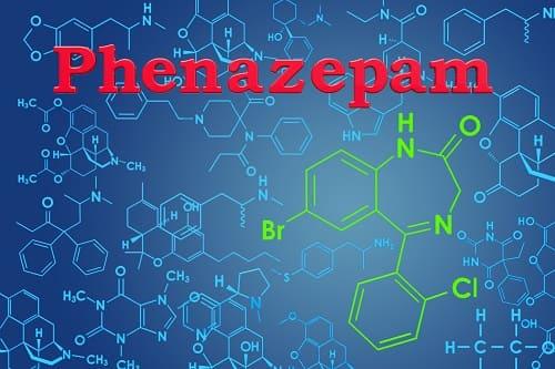 Противосудорожный препарат феназепам