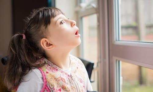Ребенок в абсансе отключился от мира