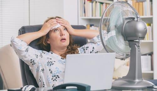 Вегетативный криз у женщины потливость головная боль