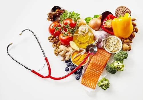 Здоровое питание в лечении ВСД