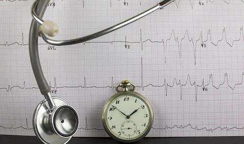ЭКГ стетоскоп часы решают все