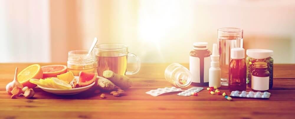 Лекарственные растения против медикаментов