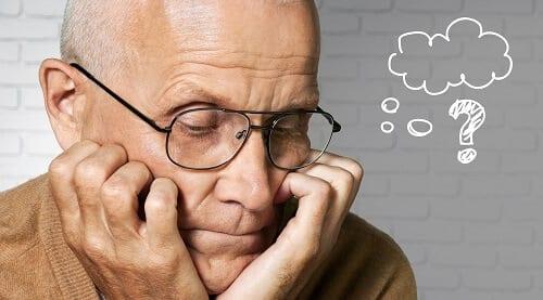 Люди с альцгеймером забывают события