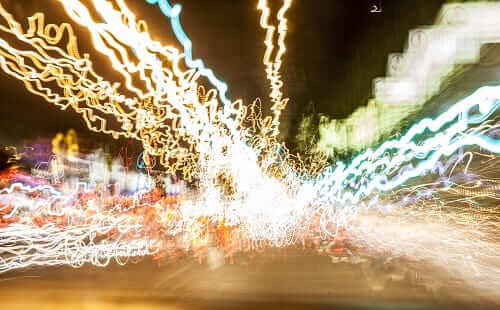 Мельтешение света вызывает приступ эпилепсии