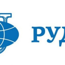 Лого РУДН