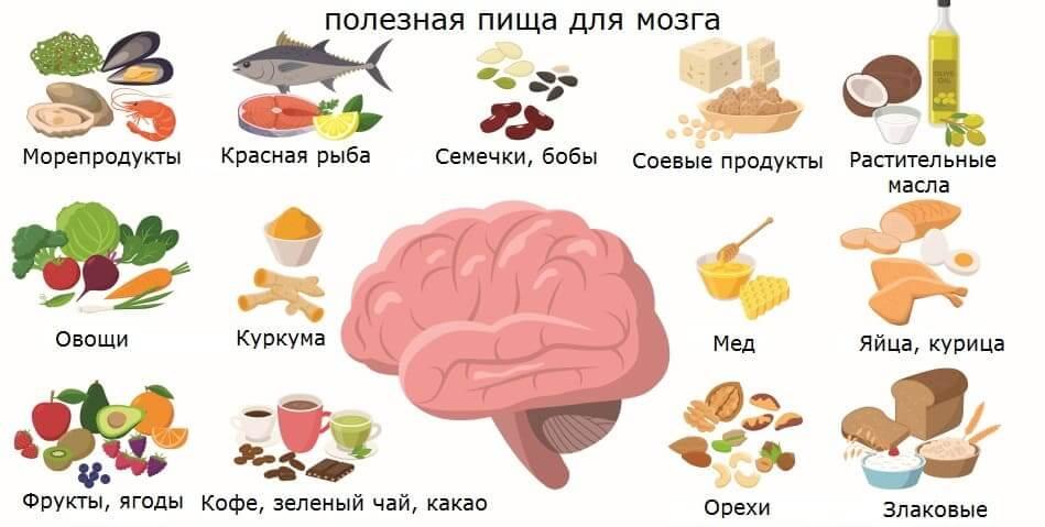Полезная пища при болезни Альцгеймера