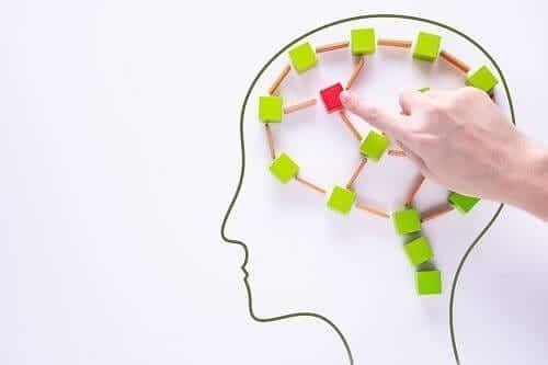 Точка приложения для лечения болезни мозга