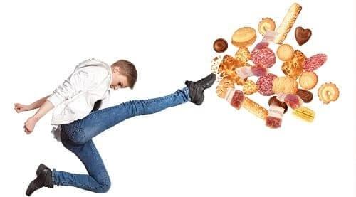 Молодежь отказывается от нездоровой пищи