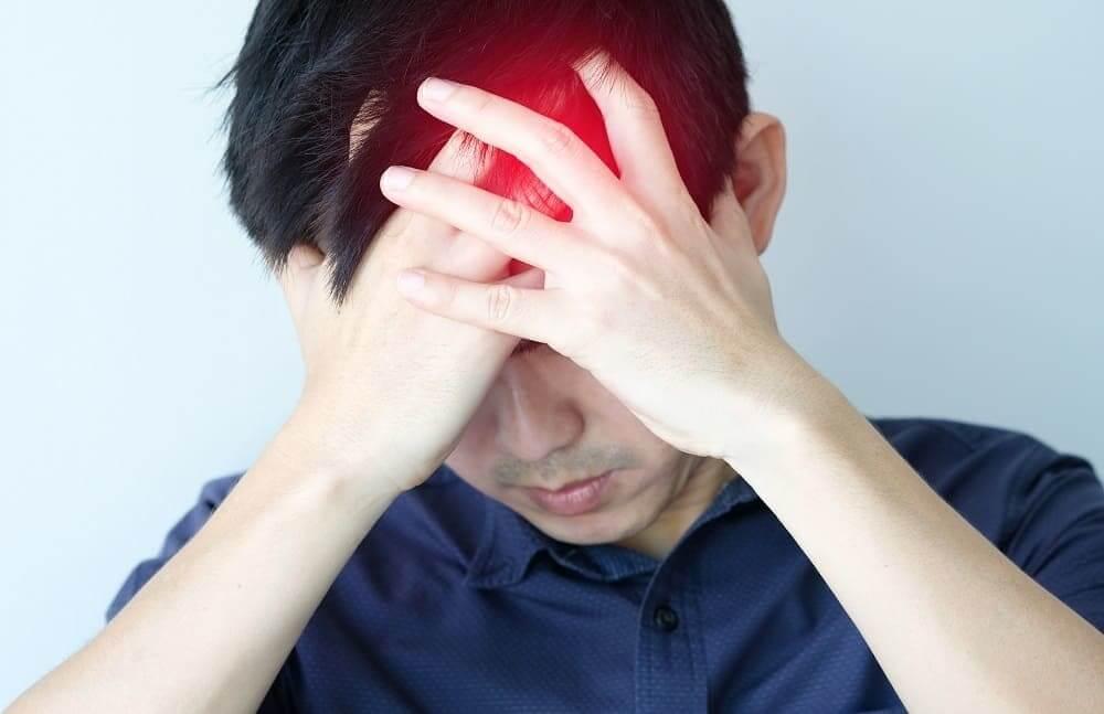 Приступ ВСД с цефалгией головной болью