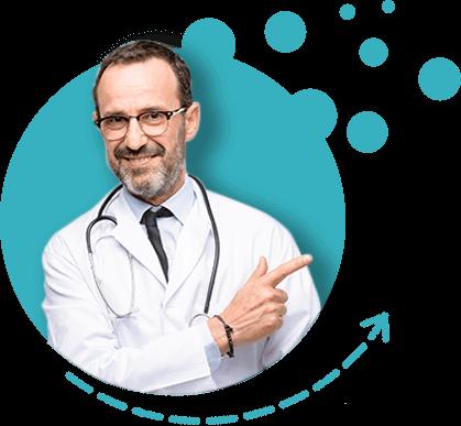 Концепт мужчины-врача