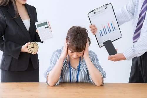 Стрессы на работе причина панических атак