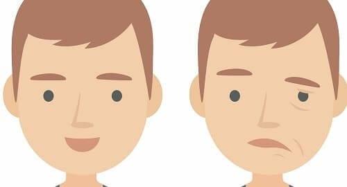 Типичный признаки неврита лицевого нерва