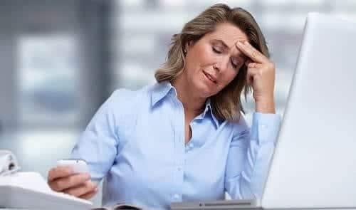 У женині с гипотензией нарушена работоспособность