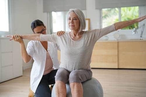 Физические упражнения для профилактики Альцгеймера