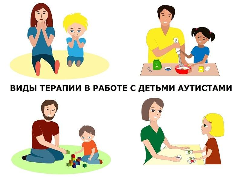 Программы подготовки аутиста к школе