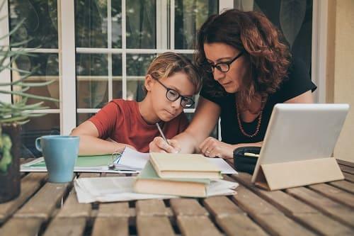 Домашнее обучение при инвалидности по аутизму