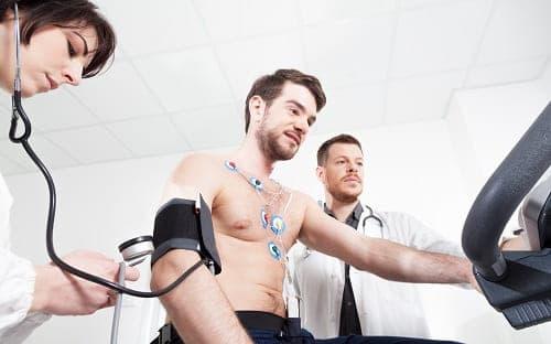 Функциональные исследования сердца при ВСД