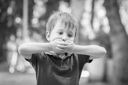 Ребенок аутист отказывается контактировать