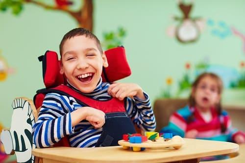 Тяжелый аутизм приводит к инвалидности